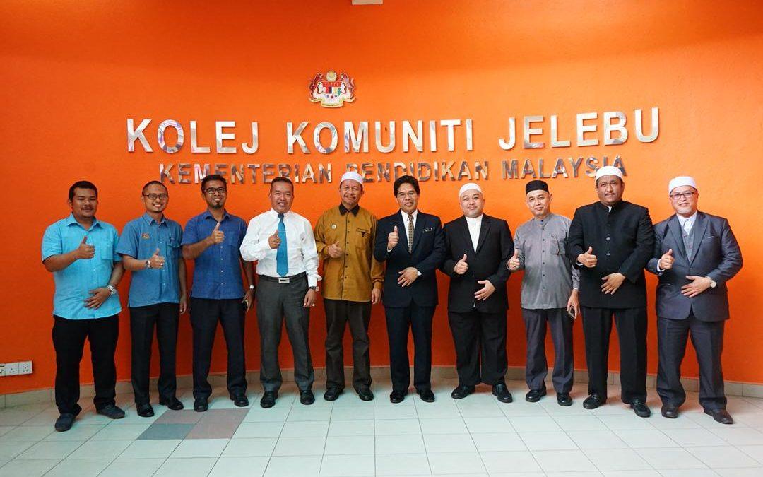 Kerjasama Pendidikan Terengganu – Negeri Sembilan